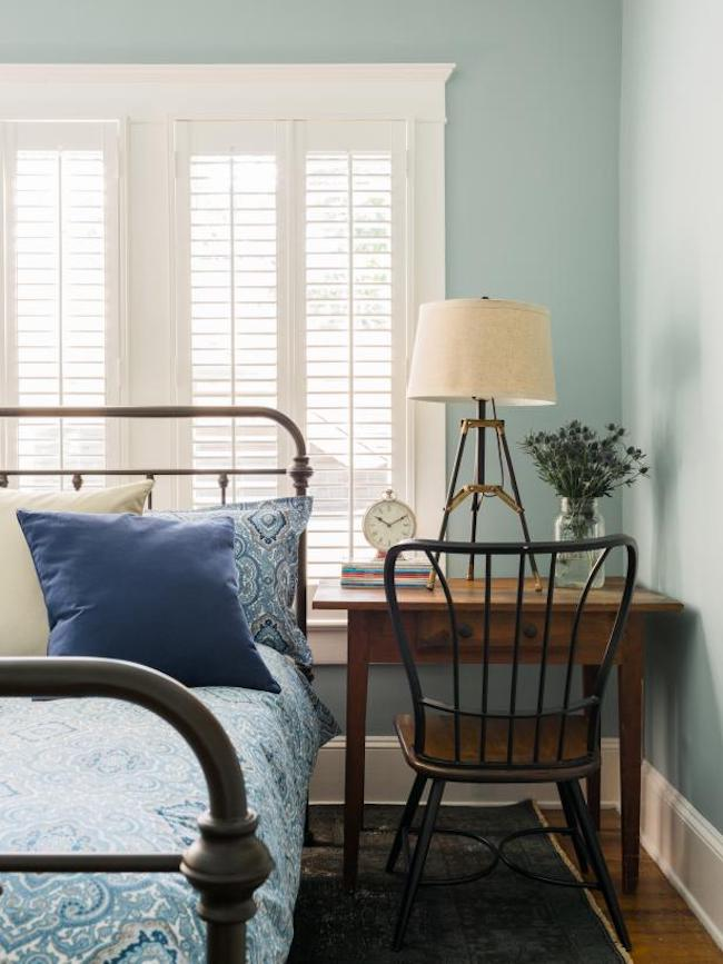 Getting Settled with Shutters
