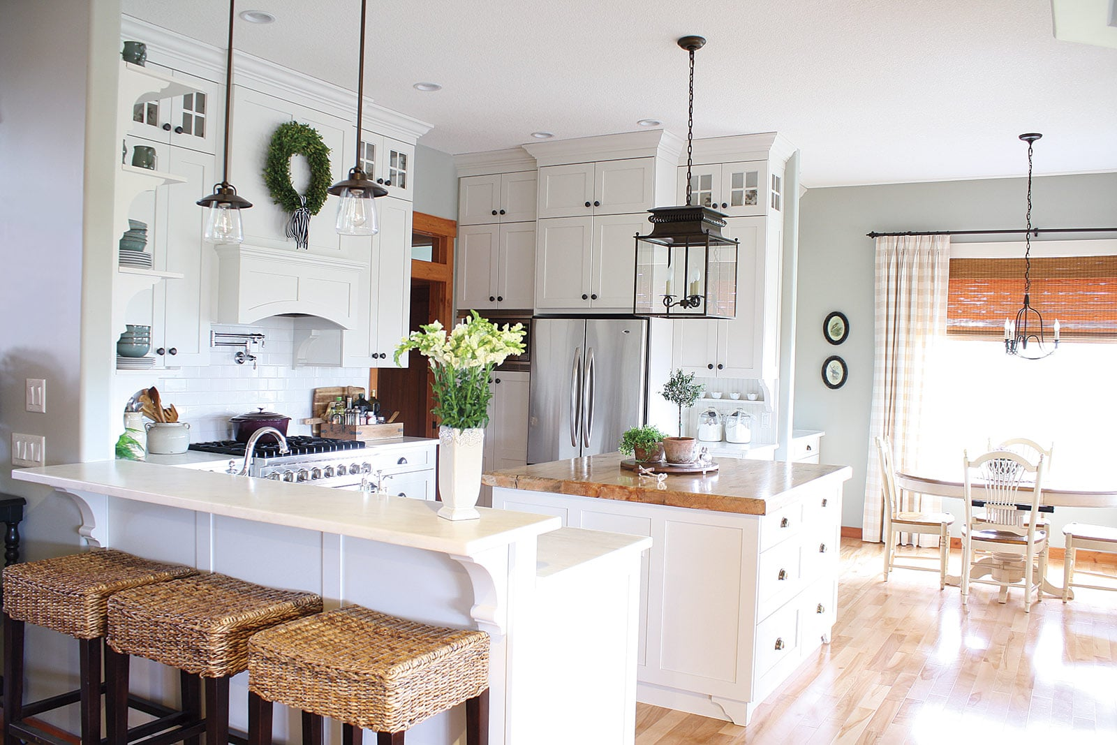 Weekend Inspiration: Cottage Kitchen