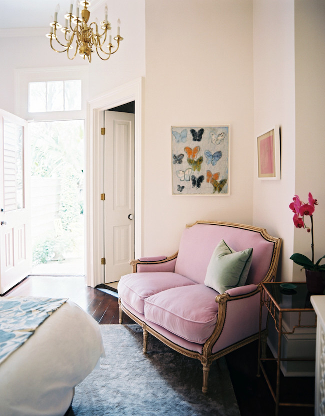 Pink Rooms & Blogging