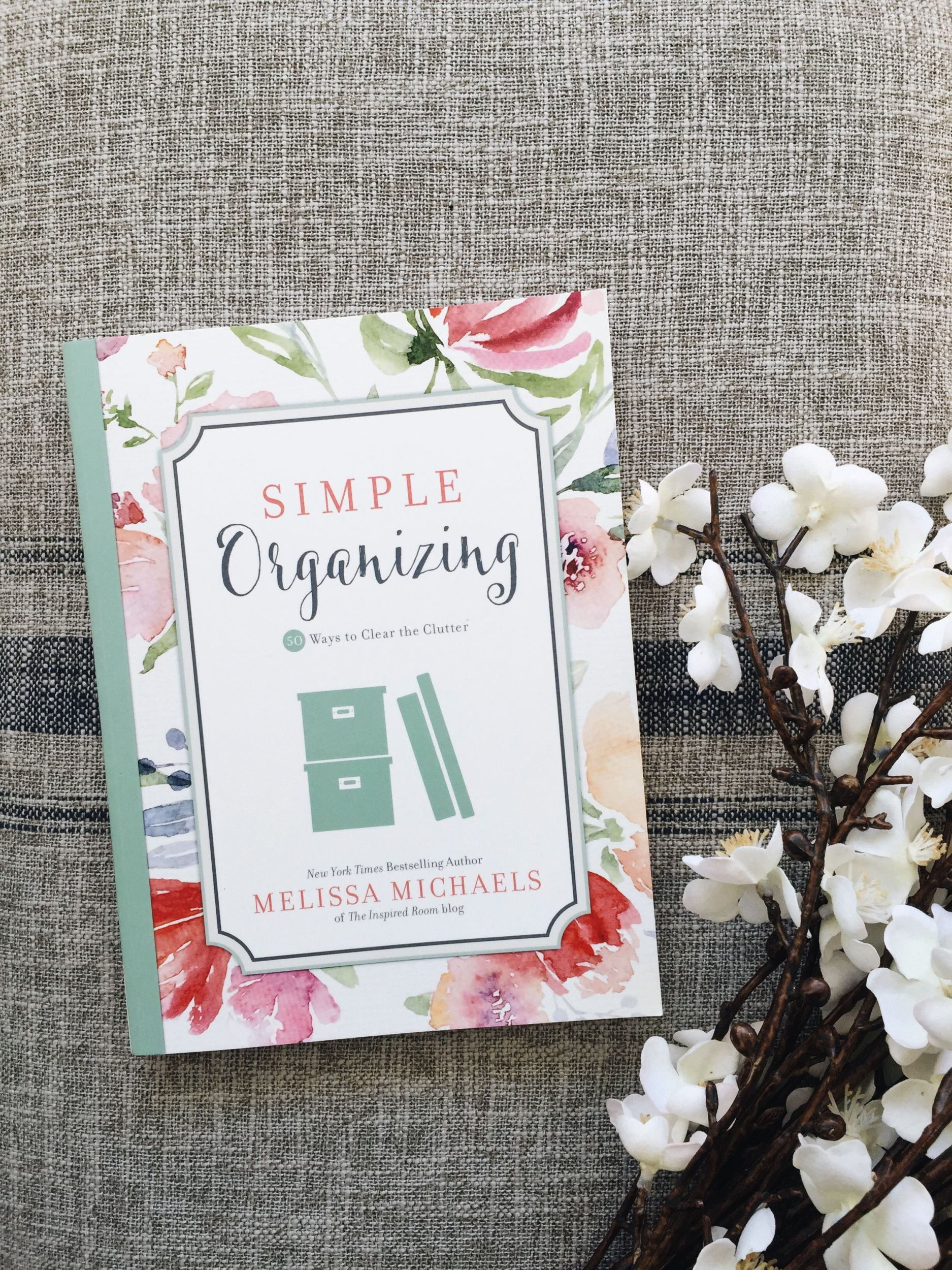 Simple Organizing + Clutter Confession + Gift Card Giveaway!