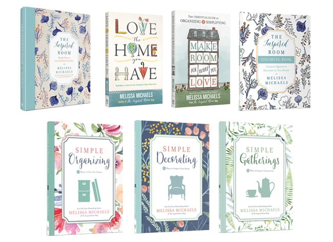 My Decorating & Homemaking Books!