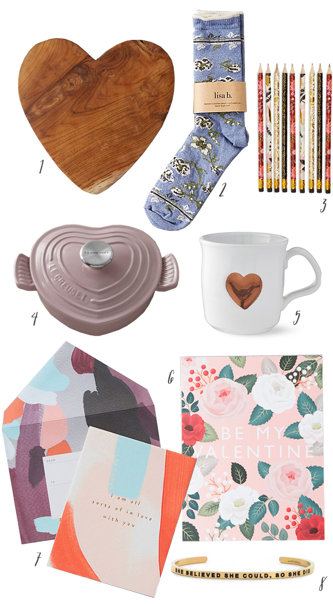 Gather: Valentine's Gift Ideas