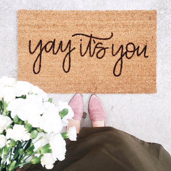 Spring Doormats You Ll Love The Inspired Room