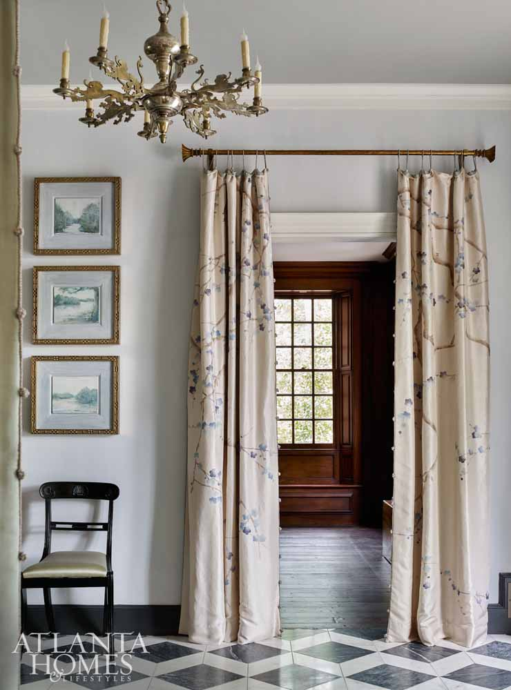 Curtains On Doorways Creative Concealments