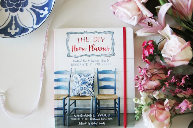 The DIY Home Planner & Giveaway!