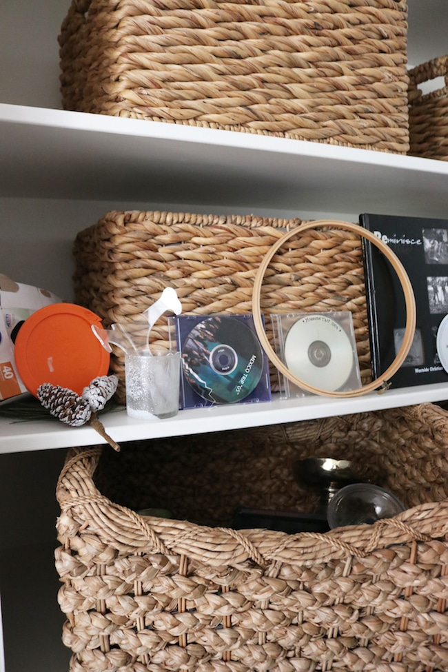 Simple Organizing + Clutter Confession