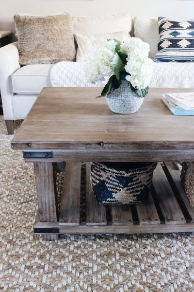 Seattle Townhouse Changes Coffee Table Furniture Sale