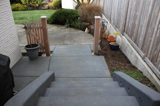 How to Paint Your Concrete Steps or Patio