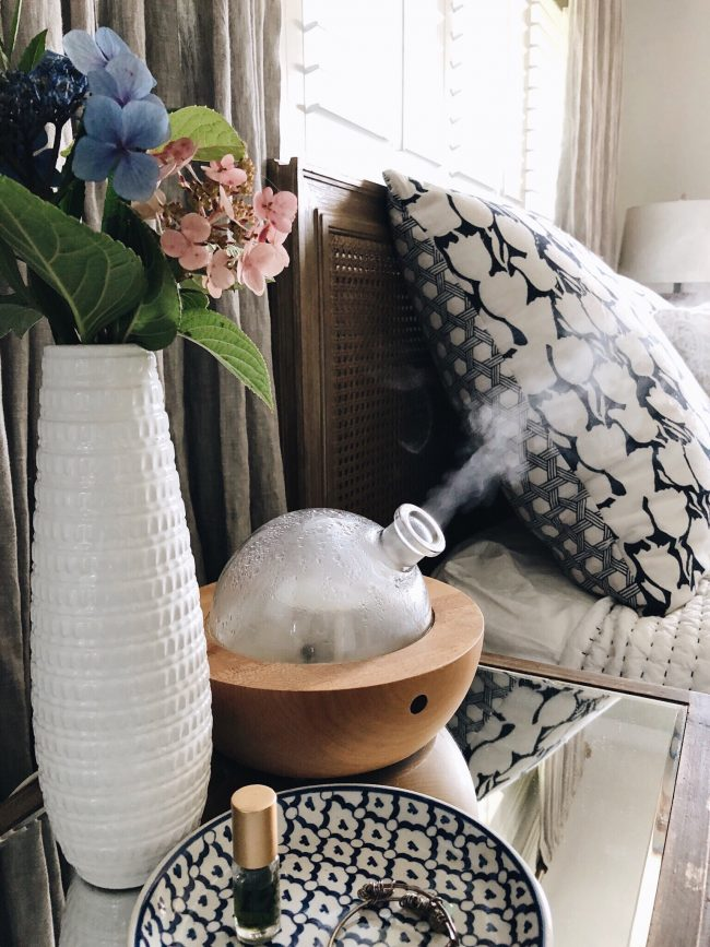 The Essential Oils and Diffusers We Use In Our Home