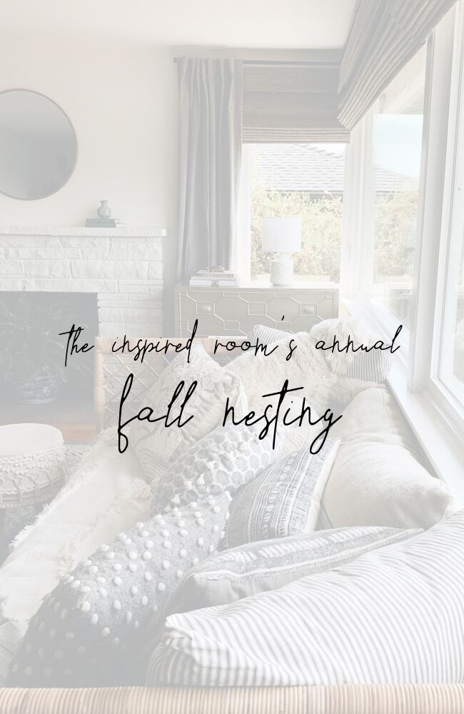 Fall Nesting Series: An Autumn Mindset
