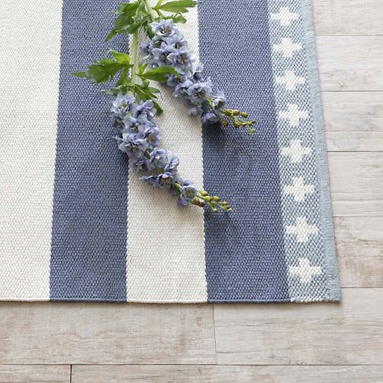 Nova + Inspired Stripe! Dash & Albert Rugs