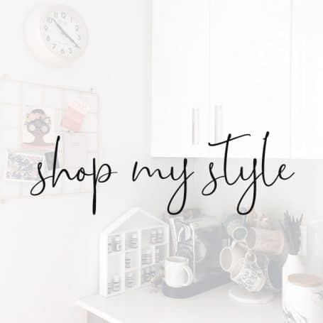 Shop Courtney's Apartment + Style