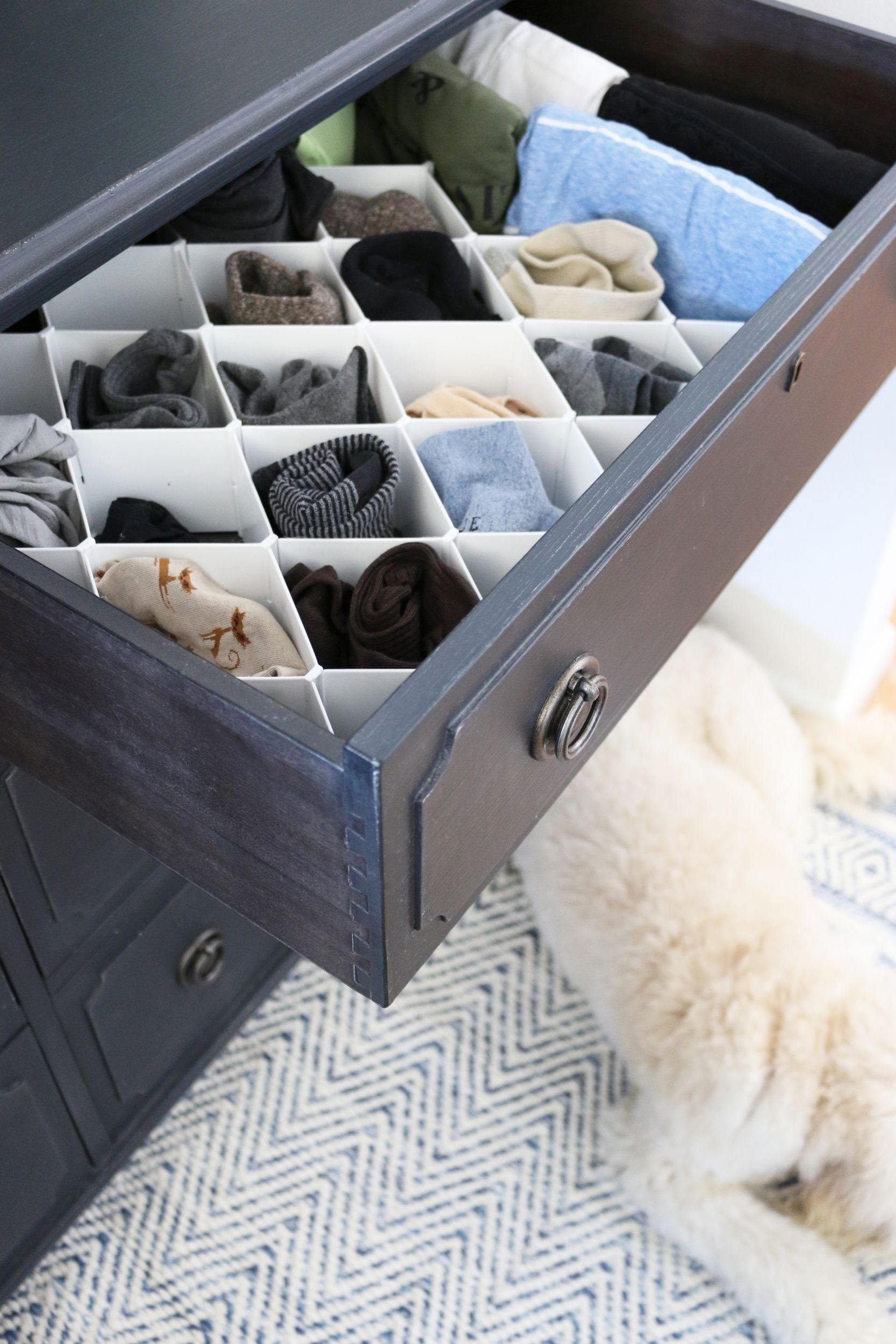 Happy Drawers: Simple Organizing Ideas
