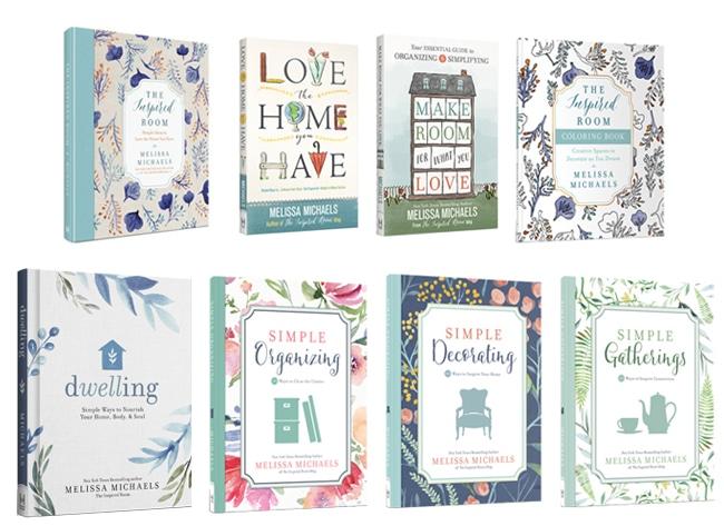 My Decorating & Homemaking Books!