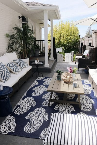 Outdoor Rug Roundup