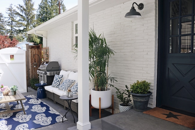 Outdoor Cushion and Rug Care + Patio FAQ