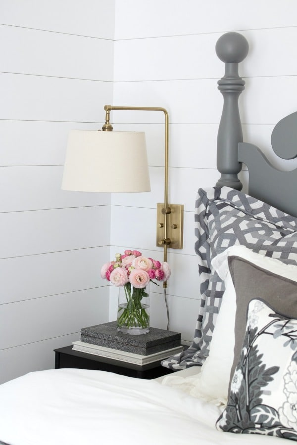 Wall Sconces by the Bed: Get Inspired! - The Inspired Room