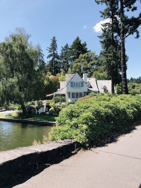 Lake Oswego Lake House