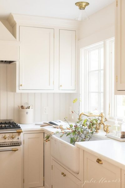 Kitchen Remodel Tip: Panel-Ready Dishwasher