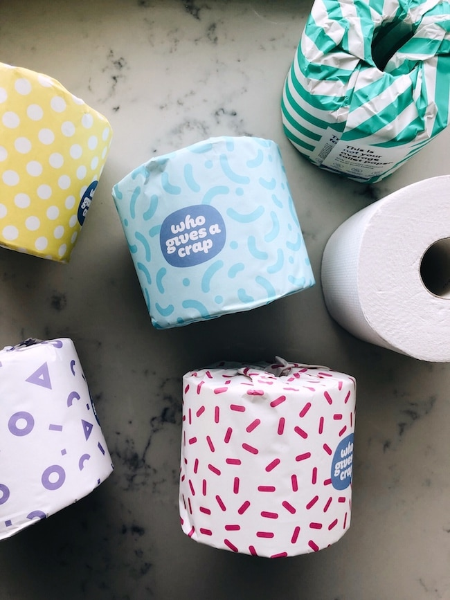 Who Gives a Crap: Why I Love This Brand of TP