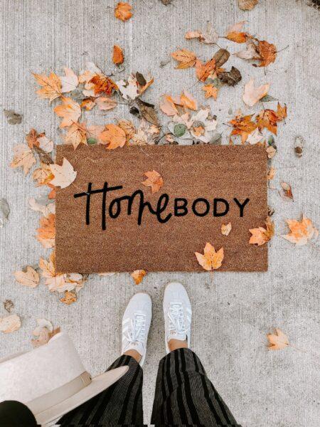 Fall Nesting + Doormats