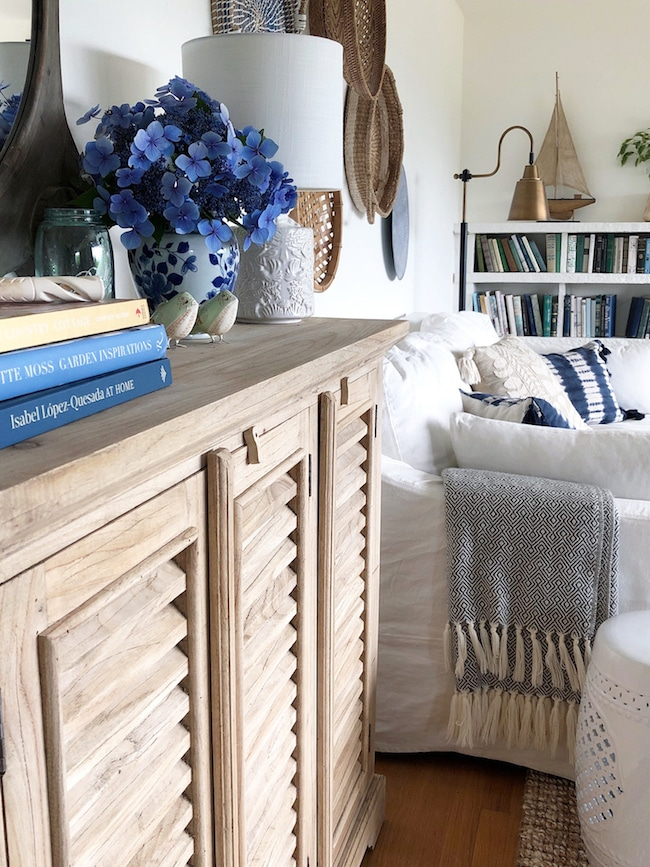 Small Space Tips + Stylish Seasonal Storage