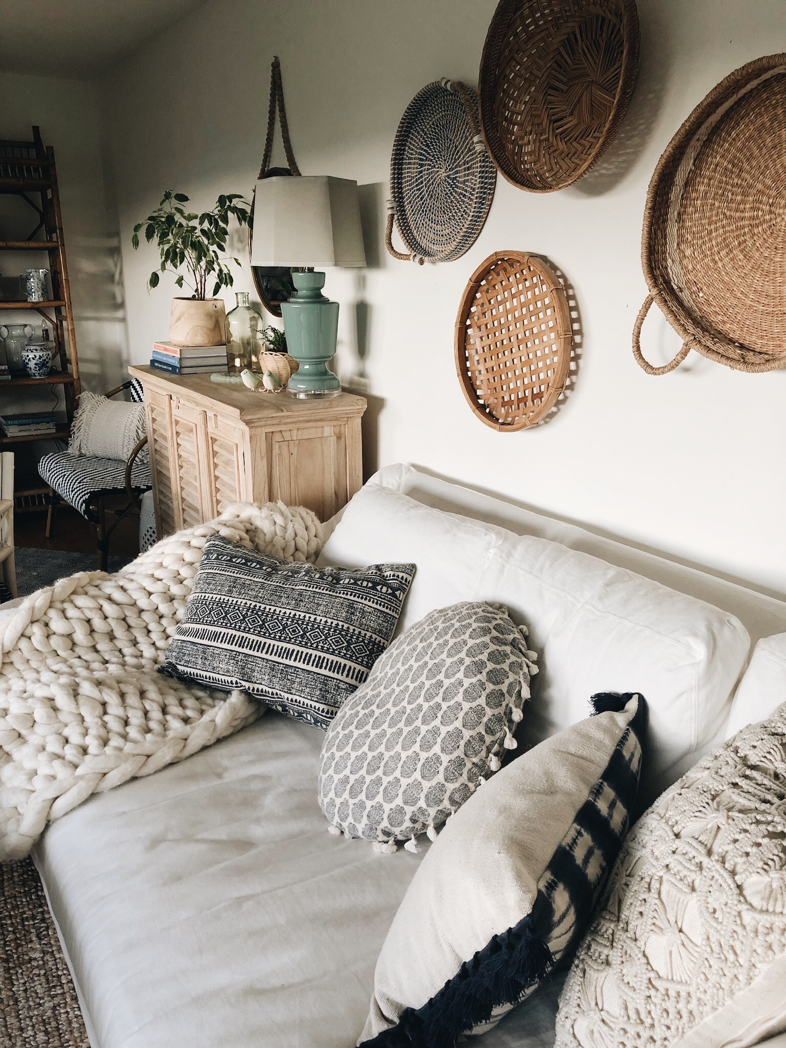 Get Cozier for Fall Rearranging What You Have!