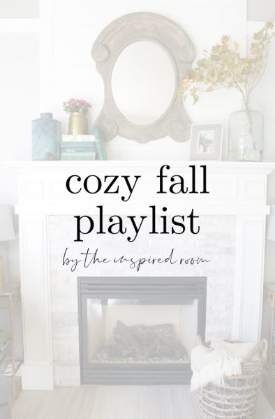 Prepare a Cozy Fall Playlist