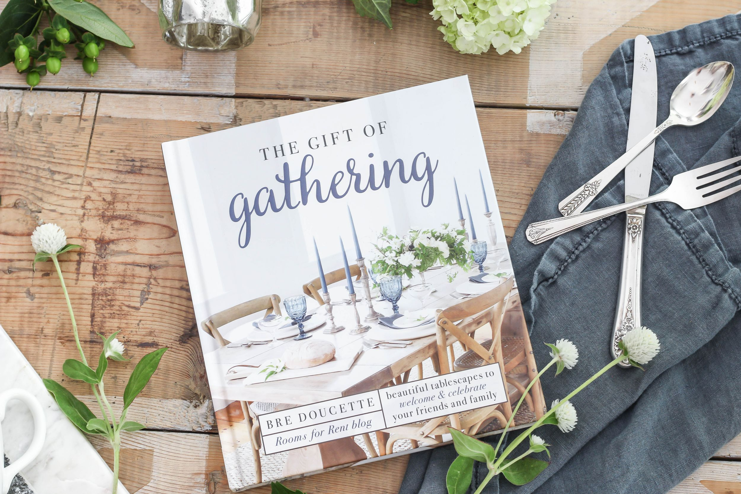 The Gift of Gathering + a Giveaway
