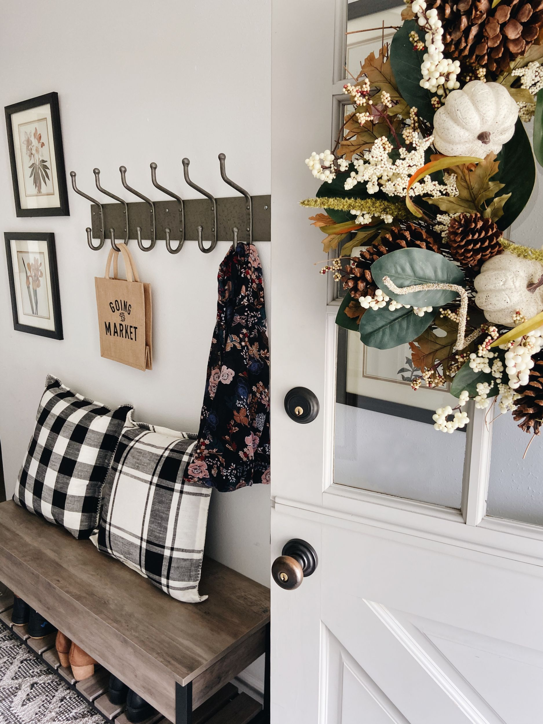Fall Entry Makeover