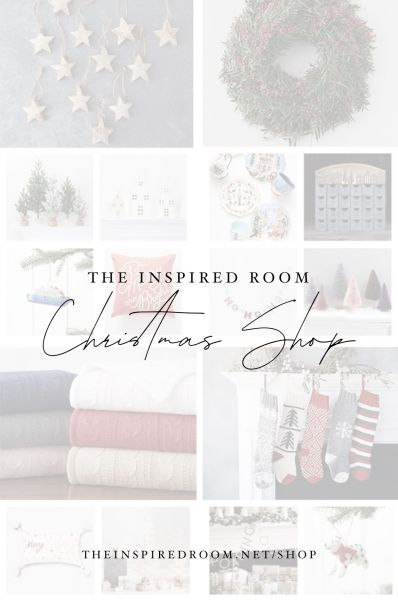 Christmas Decorating |  Home Style Saturdays