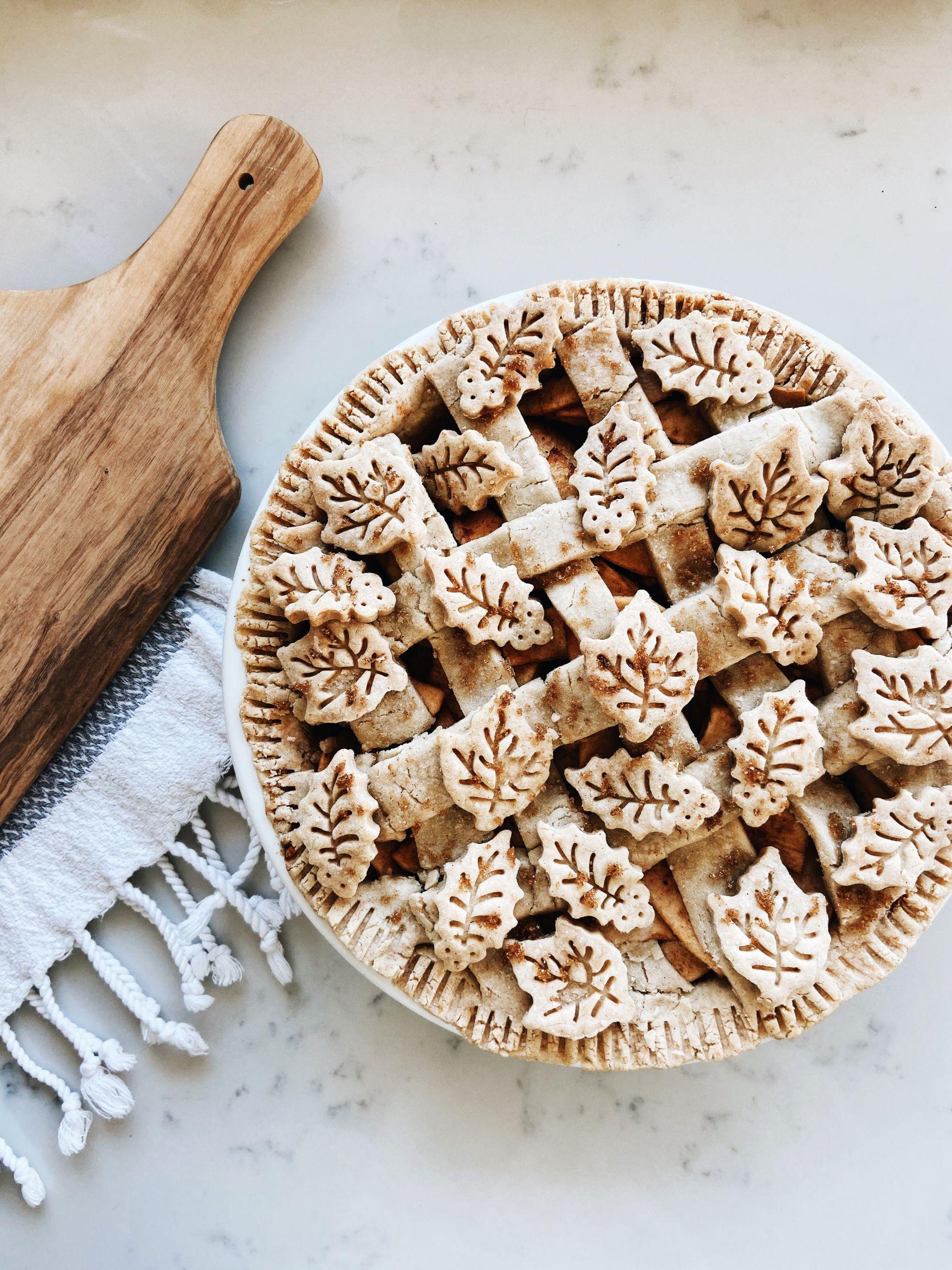 Our Gluten-Free Vegan Apple Pie