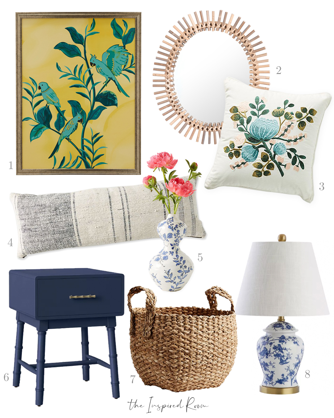 Early Spring Decorating {Gather}