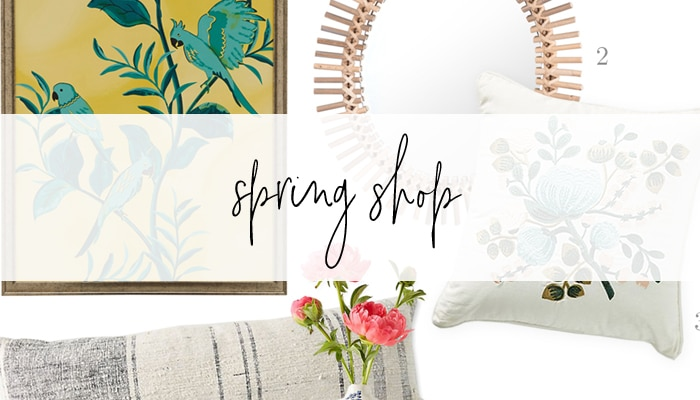 Spring Inspiration: Home Style Saturdays