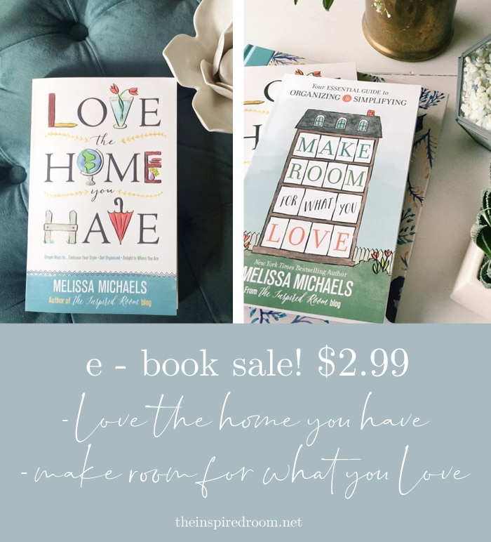 31 Day Love Your Home Challenge