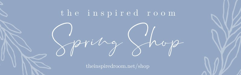 Fresh Spring Home Decor Finds
