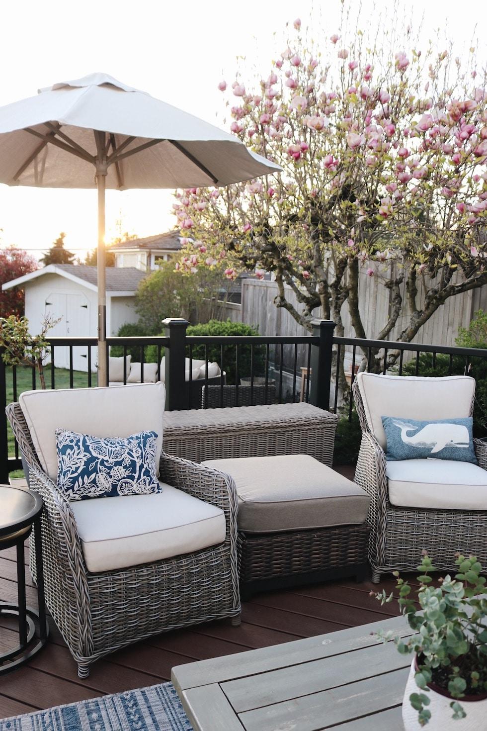 Deck + Patio Refresh + Outdoor Favorites
