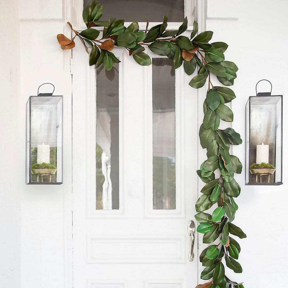 My New Outdoor Wall Lantern + Styling Ideas