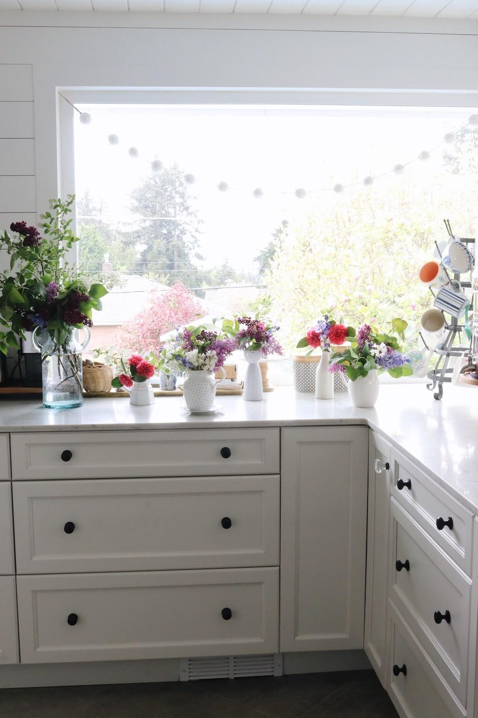 Flower Foraging + New Gardening Book