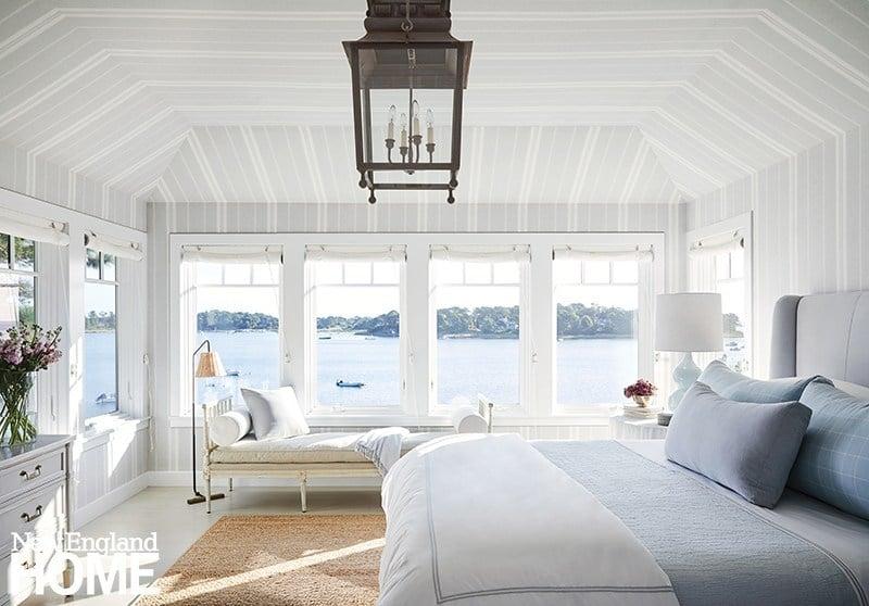 Pelo lago ou pelo mar: sua casa dos sonhos