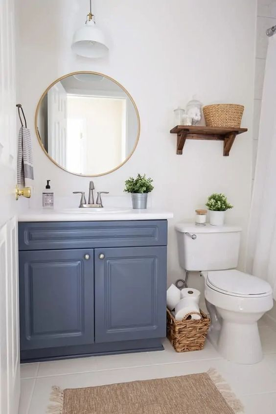 5 Inspiring Bathroom Makeovers on a Budget