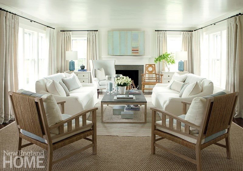 Inspired By: A Nantucket Style Home