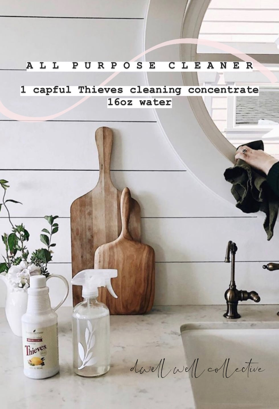 The Best Natural Cleaning Product