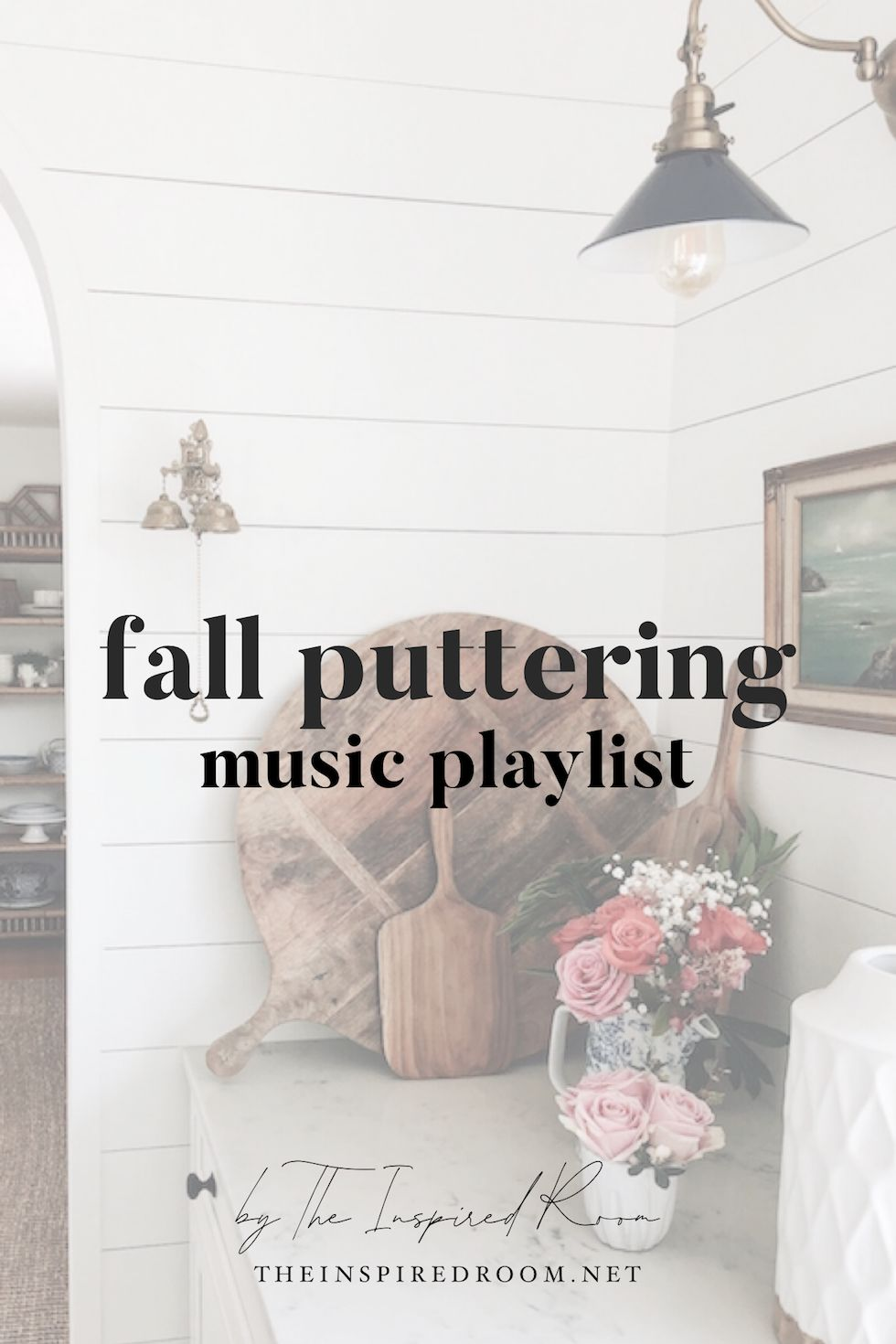 Fall Puttering Playlist