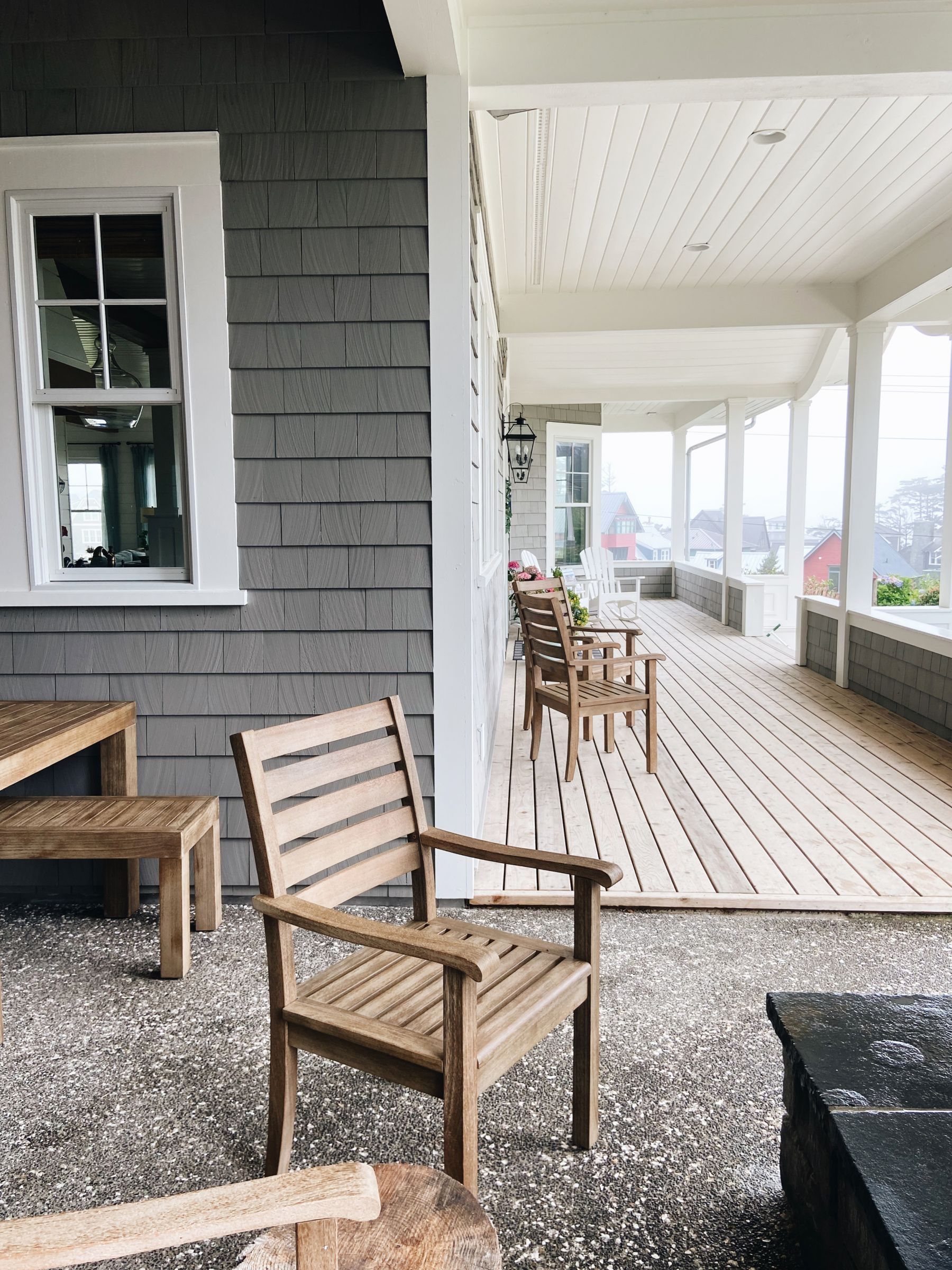 Shingle Style Beach House Tour -- Seabrook