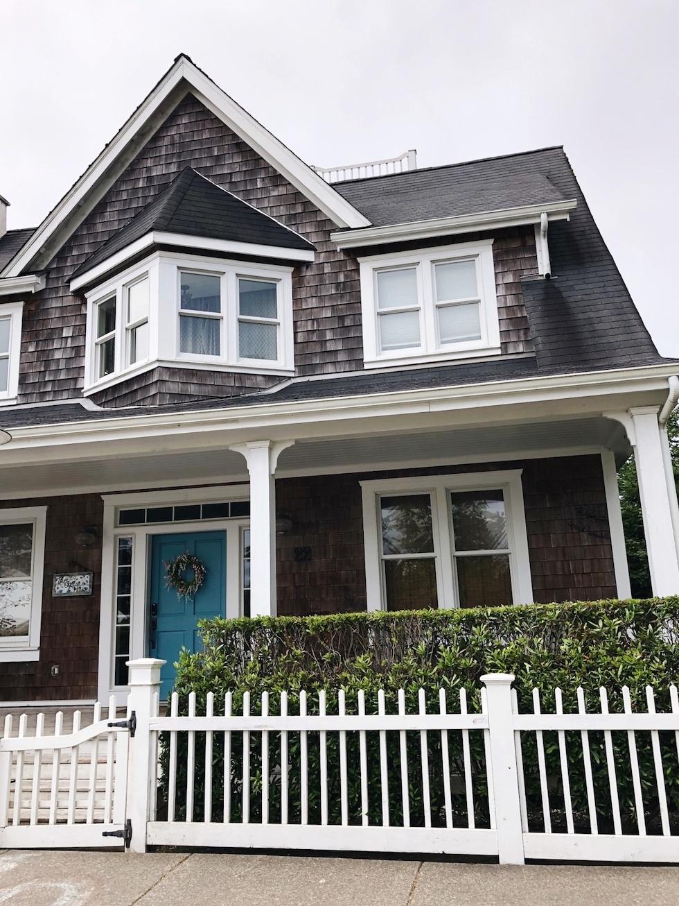 Seabrook Beach Houses + Curb Appeal Ideas