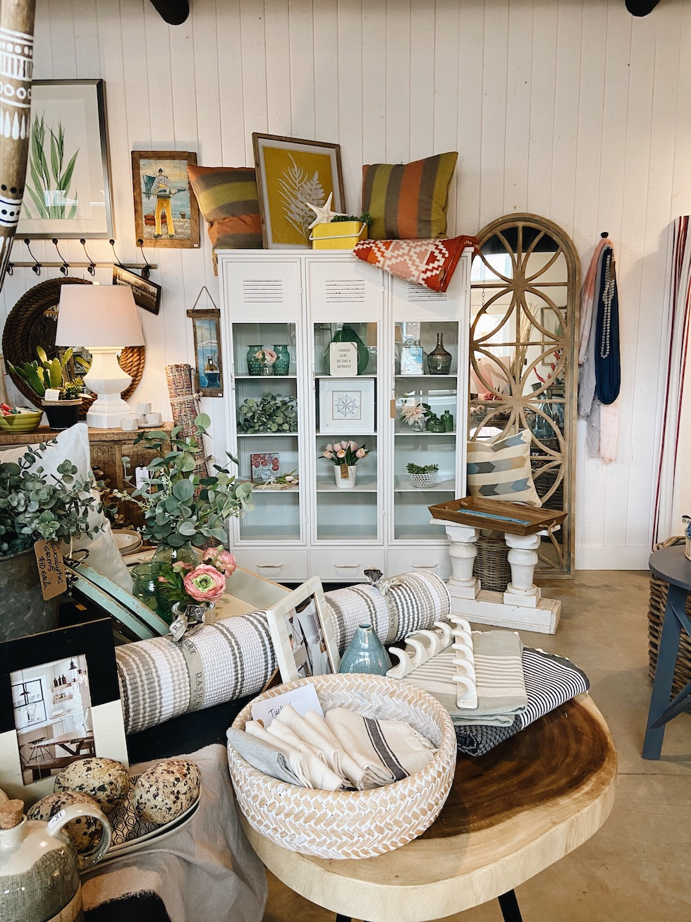 Out to See: Seaworthy Home Shop in Seabrook