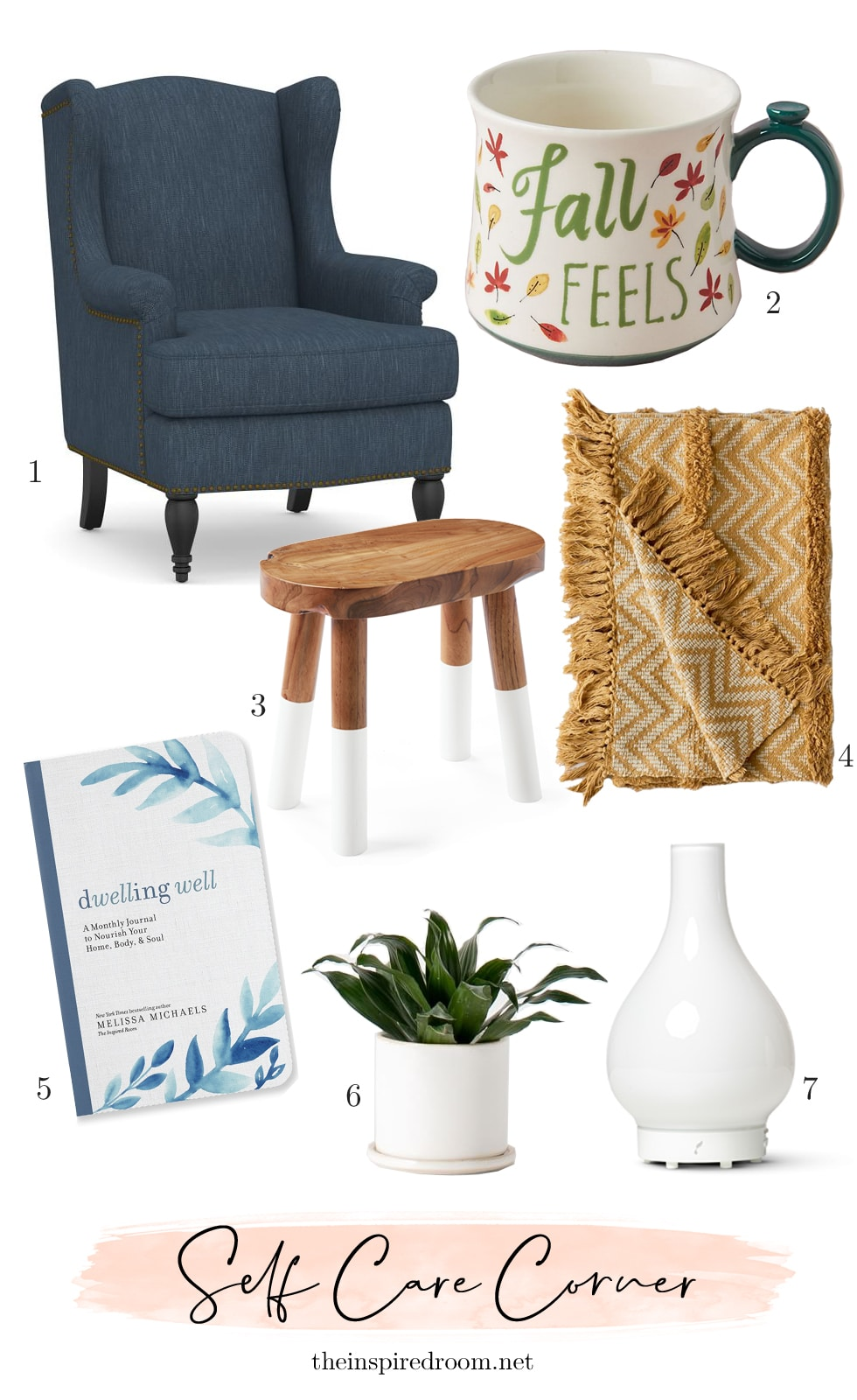 Cozy Self-Care Corner Must-Haves