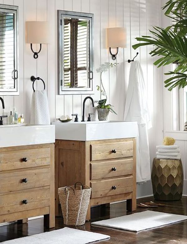 Favorite Bathroom Vanities