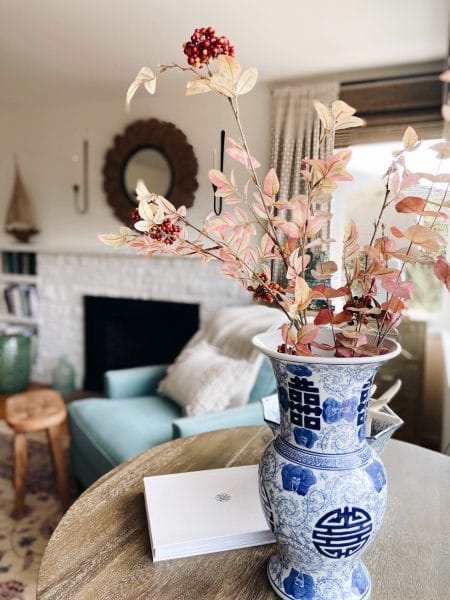 Simple Autumn Decorating: Home Style Saturdays